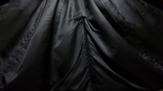 【段違い!】40万! ☆FENDI☆フェンディ 完全最高級ブラックカシミヤコート! 圧倒的高級感! 別格別級! 完全最高! これ以上なし! 超美品!_画像6
