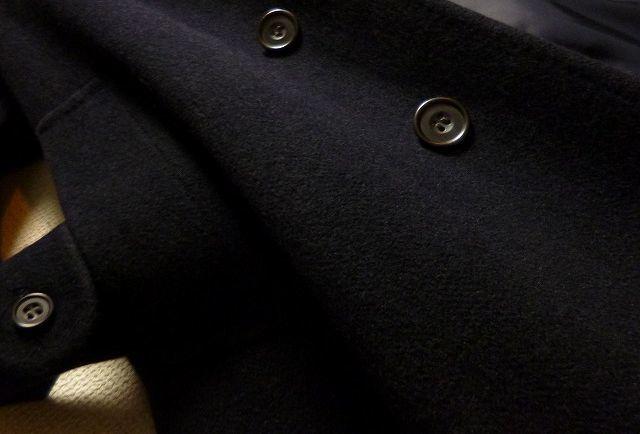 【頂点頂上!】25万! 極美! ☆DAKS LONDON☆完全最高級カシミヤコート! 圧倒的高級感! 超高級優雅! 極上カシミヤ! 最良ブラック! 超美品!_画像3