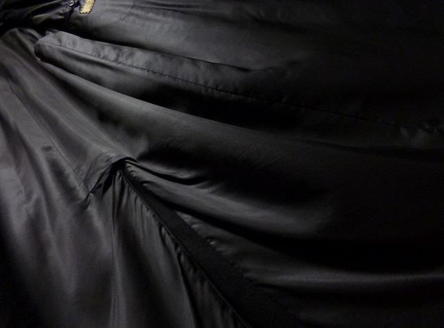 【段違い!】40万! ☆FENDI☆フェンディ 完全最高級ブラックカシミヤコート! 圧倒的高級感! 別格別級! 完全最高! これ以上なし! 超美品!_画像10