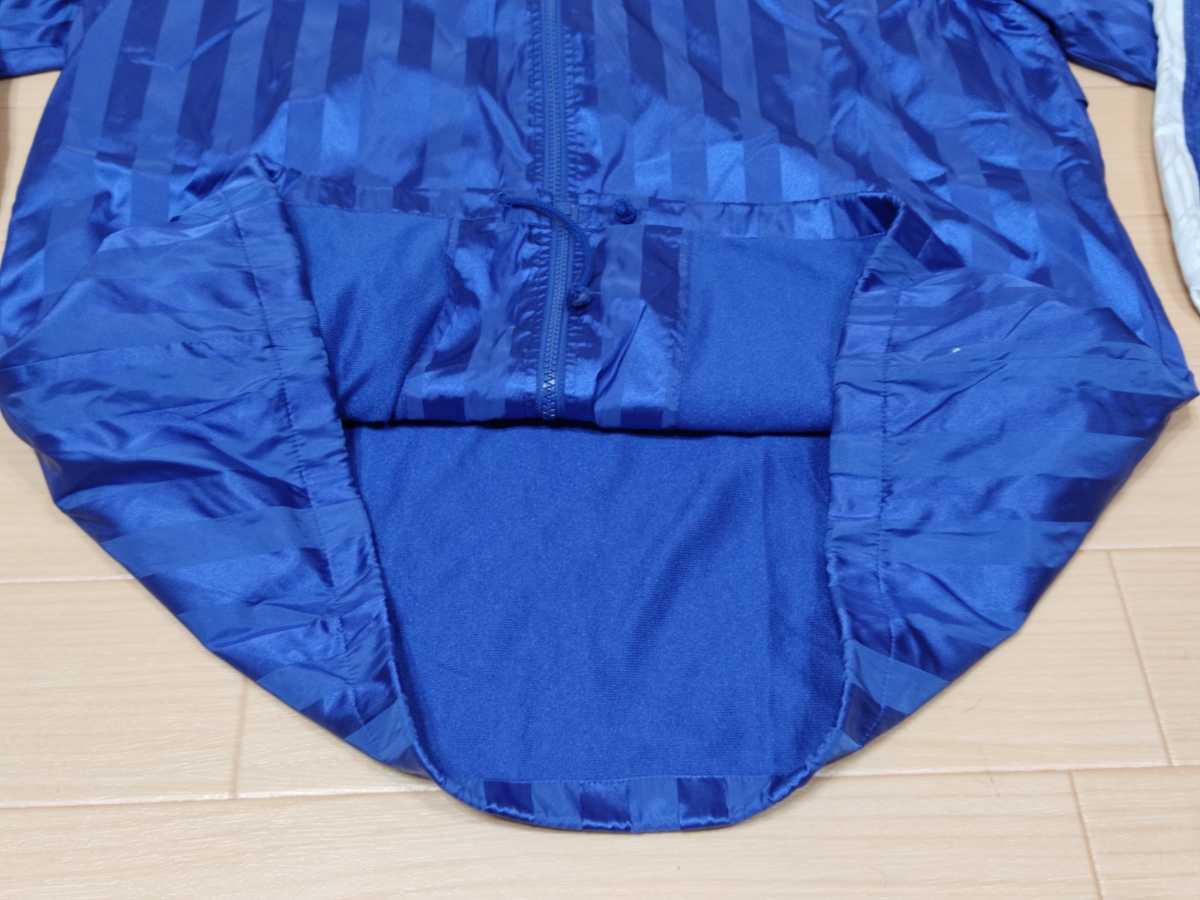 プーマ PUMA - サッカー 普段着 USED美品 トップ ウィンドブレーカー 普段着 SIZE:L カラー:青系 高機能高デザイン_画像4