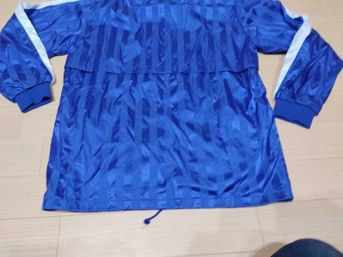 プーマ PUMA - サッカー 普段着 USED美品 トップ ウィンドブレーカー 普段着 SIZE:L カラー:青系 高機能高デザイン_画像2