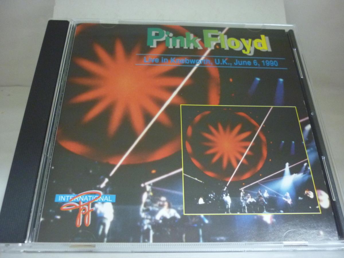 CDA1022 ピンク・フロイド PINK FLOYD / ライヴ・イン・ネブワース・UK.1990 LIVE IN KNEBWORTH,UK.June 6,1990 / 輸入盤国内仕様_画像1