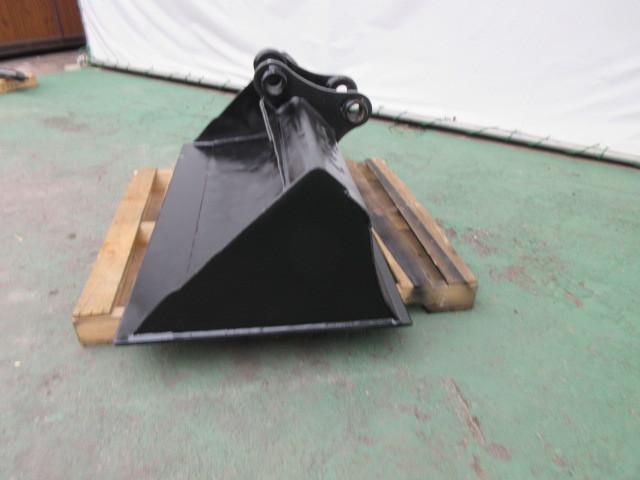 FS61 重機 用 法面バケット ピン径50mm 幅1470mm ユンボ 建設機械 バケット_画像2