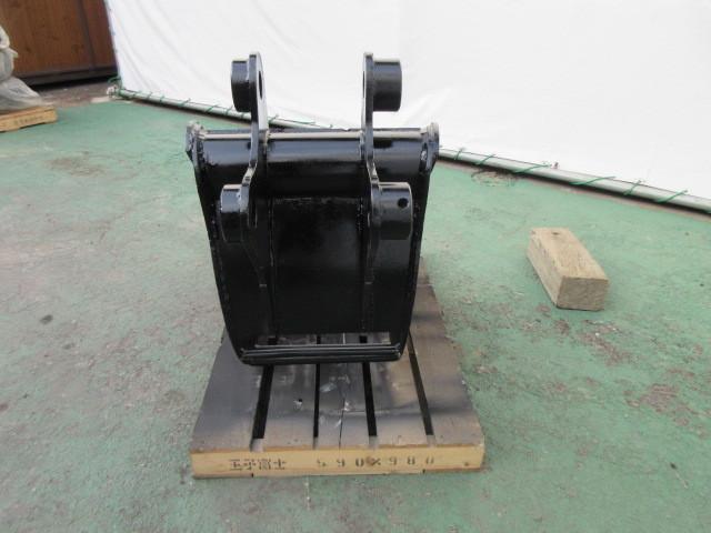 FS60 重機 用 スケルトンバケット ピン径45mm 幅440mm ユンボ 建設機械_画像3