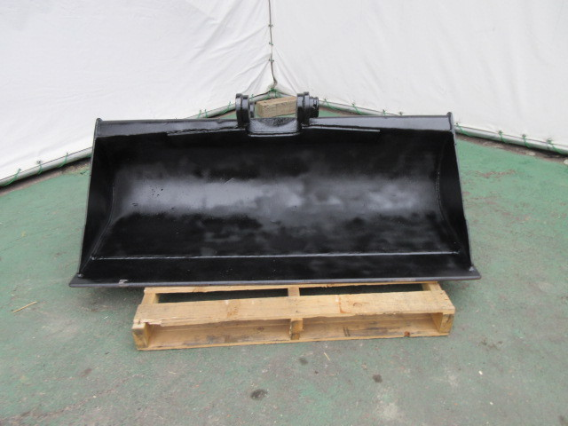 FS61 重機 用 法面バケット ピン径50mm 幅1470mm ユンボ 建設機械 バケット_画像1