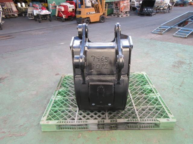 FS65 重機 用 バケット ピン径60mm 幅590mm ユンボ 建設機械_画像3