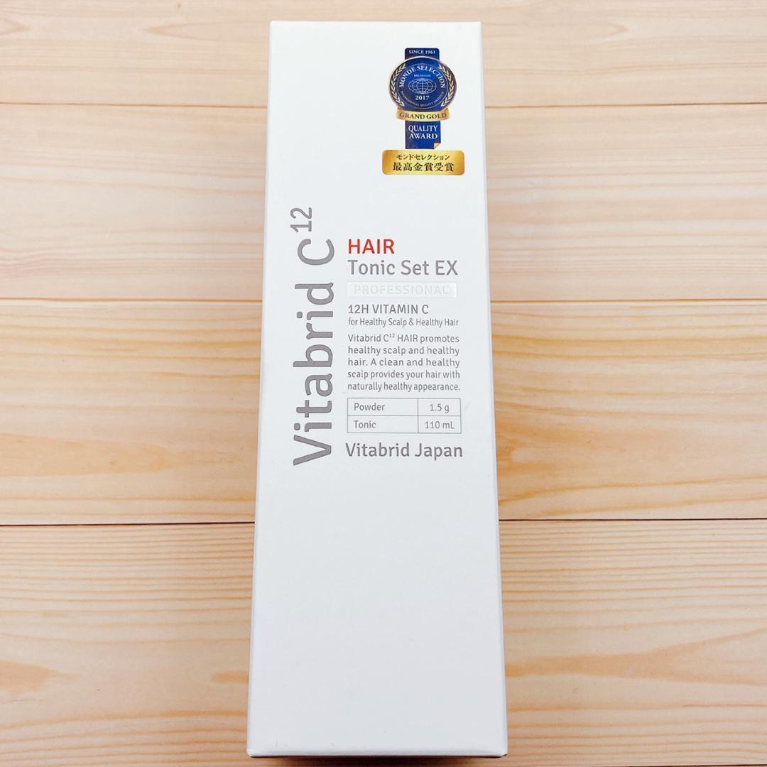 ビタブリッドCヘアートニックEX 110mg 育毛剤 抜け毛対策