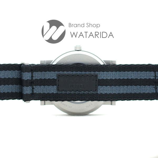 ブルガリ 腕時計 ブルガリ・ブルガリ フラグメントデザイン 103443 FRAGMENT x BVLGARI 箱・替えベルト付 未使用品 送料無料_画像6