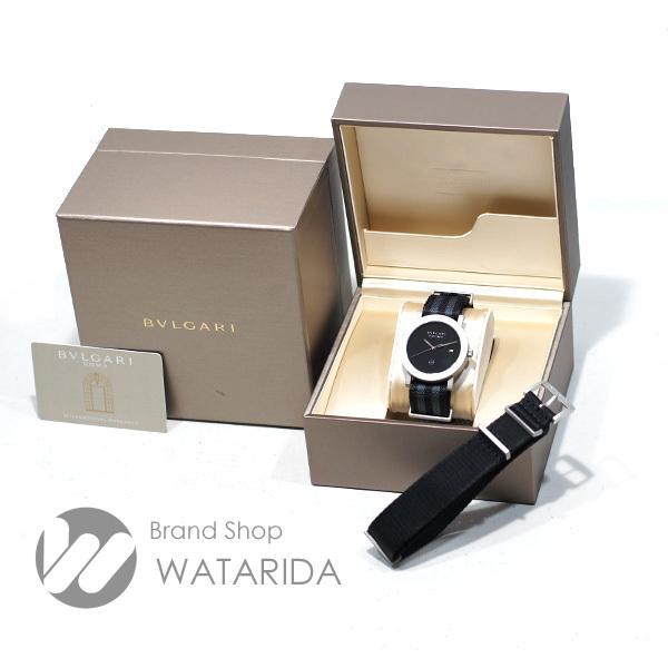 ブルガリ 腕時計 ブルガリ・ブルガリ フラグメントデザイン 103443 FRAGMENT x BVLGARI 箱・替えベルト付 未使用品 送料無料_画像9