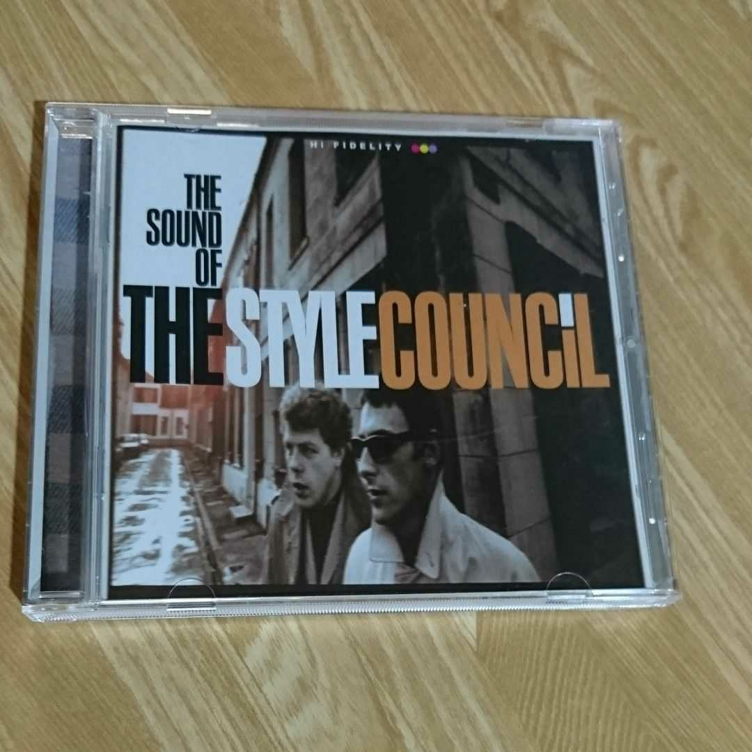 THE SOUND OF THE STYLE COUNCIL
