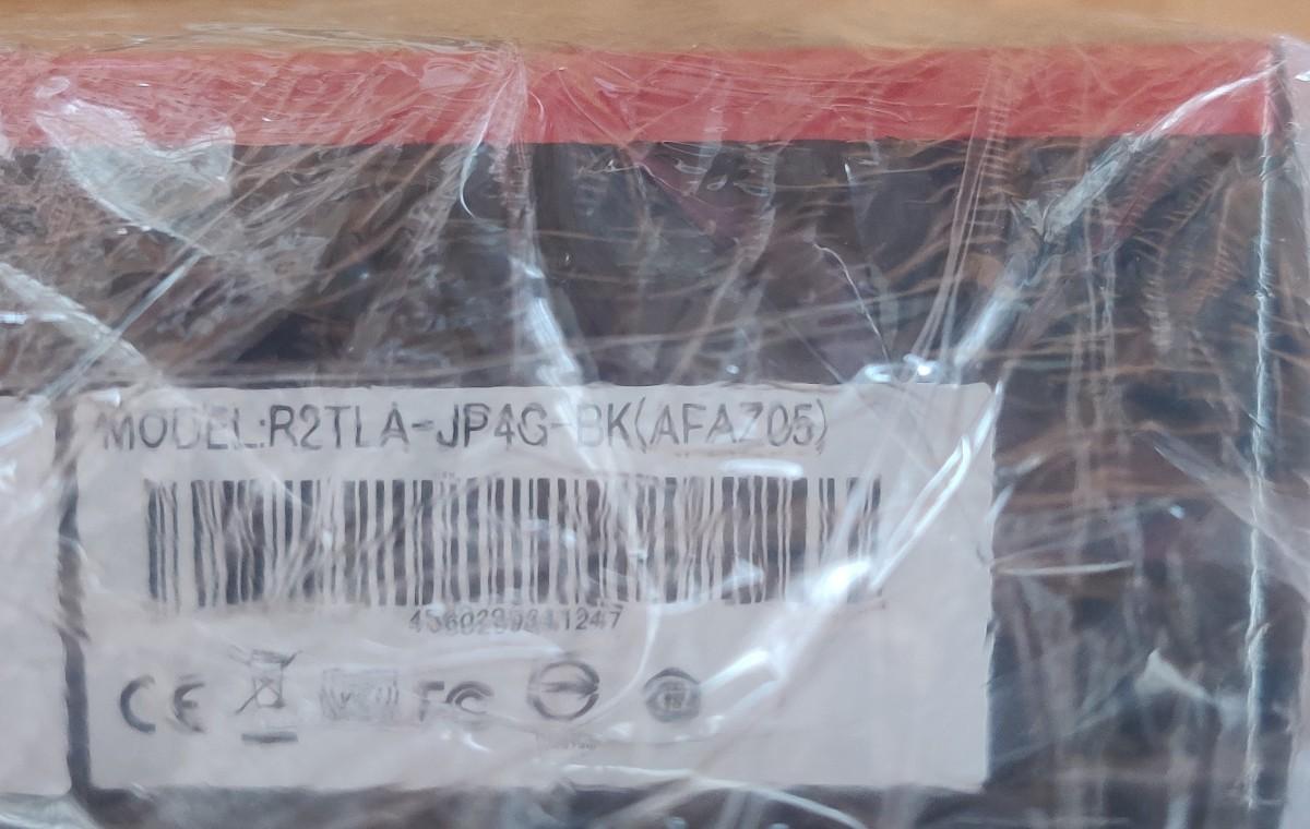 未開封東プレ Realforce RGB TKL R2TLA-JP4G-BK
