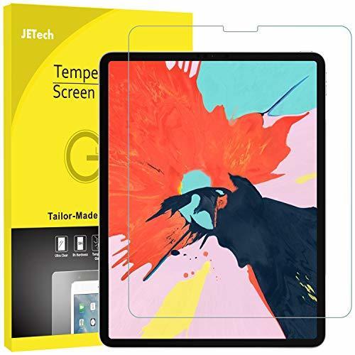 〇超特価〇JEDirect iPad Pro 12.9インチ (2020/2018モデル、第4世代用) 強化ガラス 液晶保護フィ_画像1