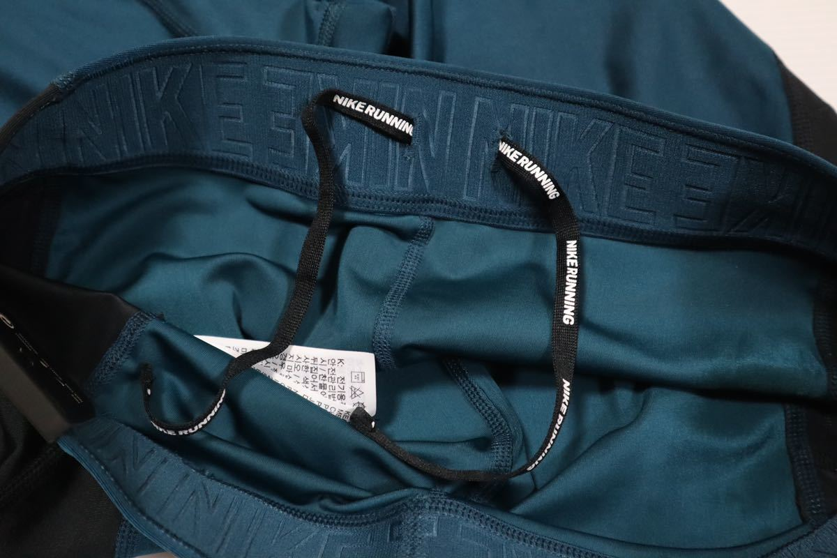 新品 定価9900円 Lサイズ NIKE ナイキ レディース トレーニング ランニング ロングタイツ スピードタイツ