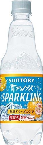 炭酸水 サントリー 天然水 スパークリング無糖ドライオレンジ 500ml×24本_画像6