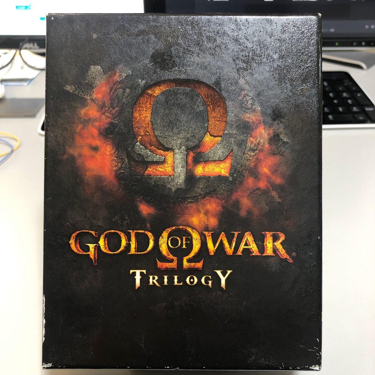 【PS3】ゴッド・オブ・ウォー トリロジー
