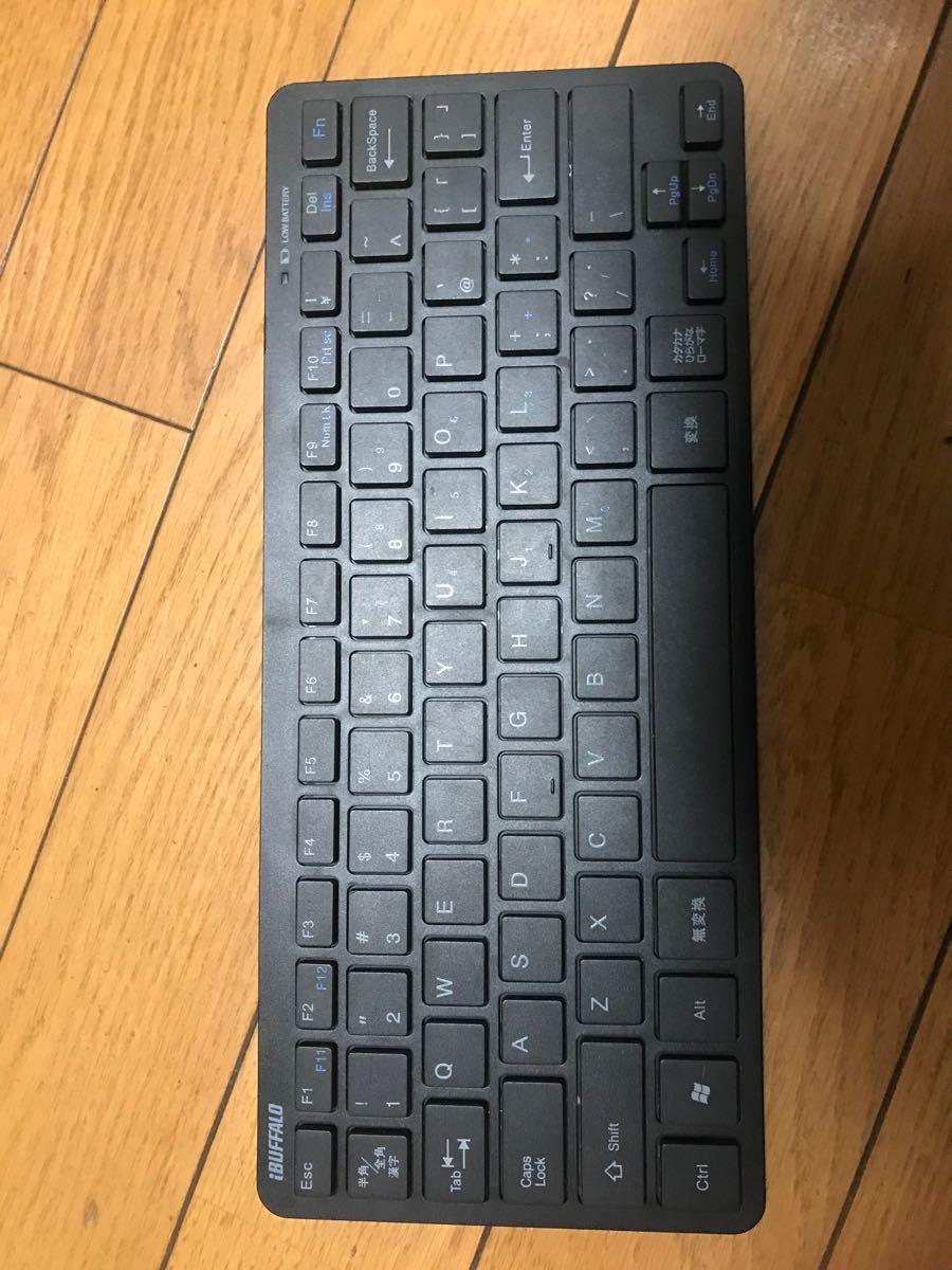 BUFFALO Bluetooth ワイヤレスキーボード