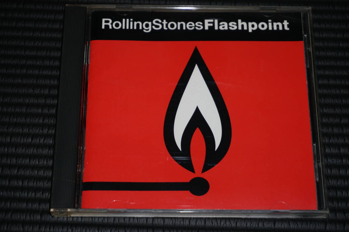◆The Rolling Stones◆ ローリング・ストーンズ Flashpoint フラッシュポイント LIVE CD 輸入盤