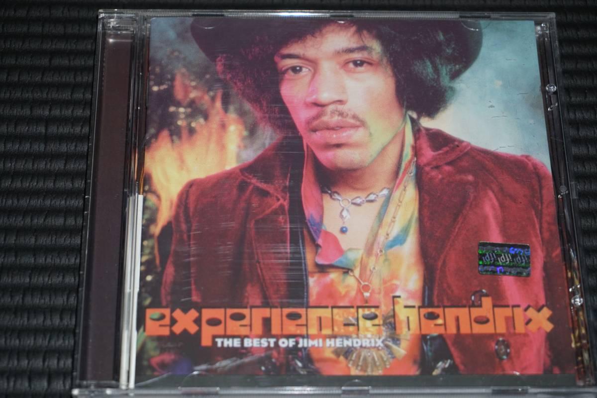 ◆Jimi Hendrix◆ ジミ・ヘンドリックス The Best Of Jimi Hendrix ベスト CD 輸入盤