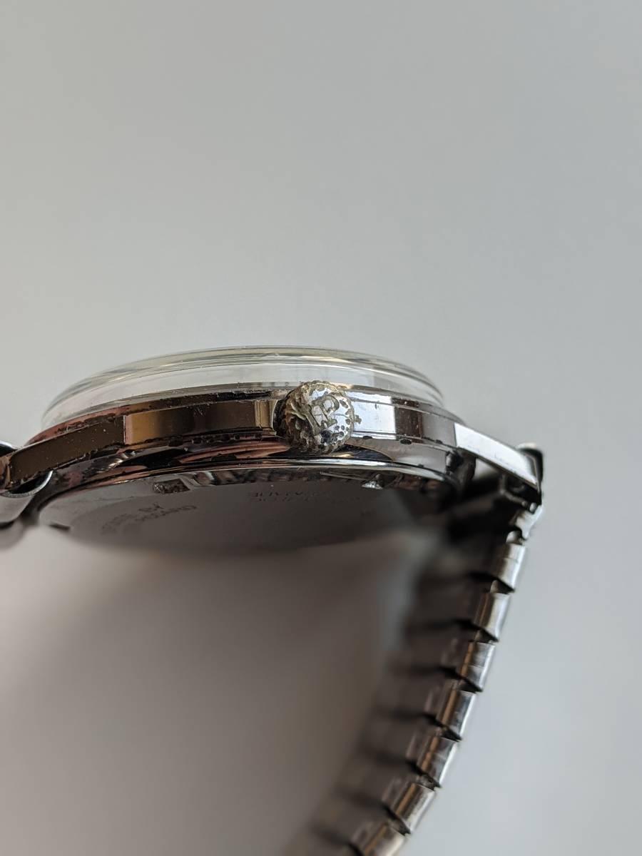 DUFONTE ヴィンテージウォッチ メンズ 男性 古着 レトロ ファッション 小物 腕時計 アクセサリー_画像3