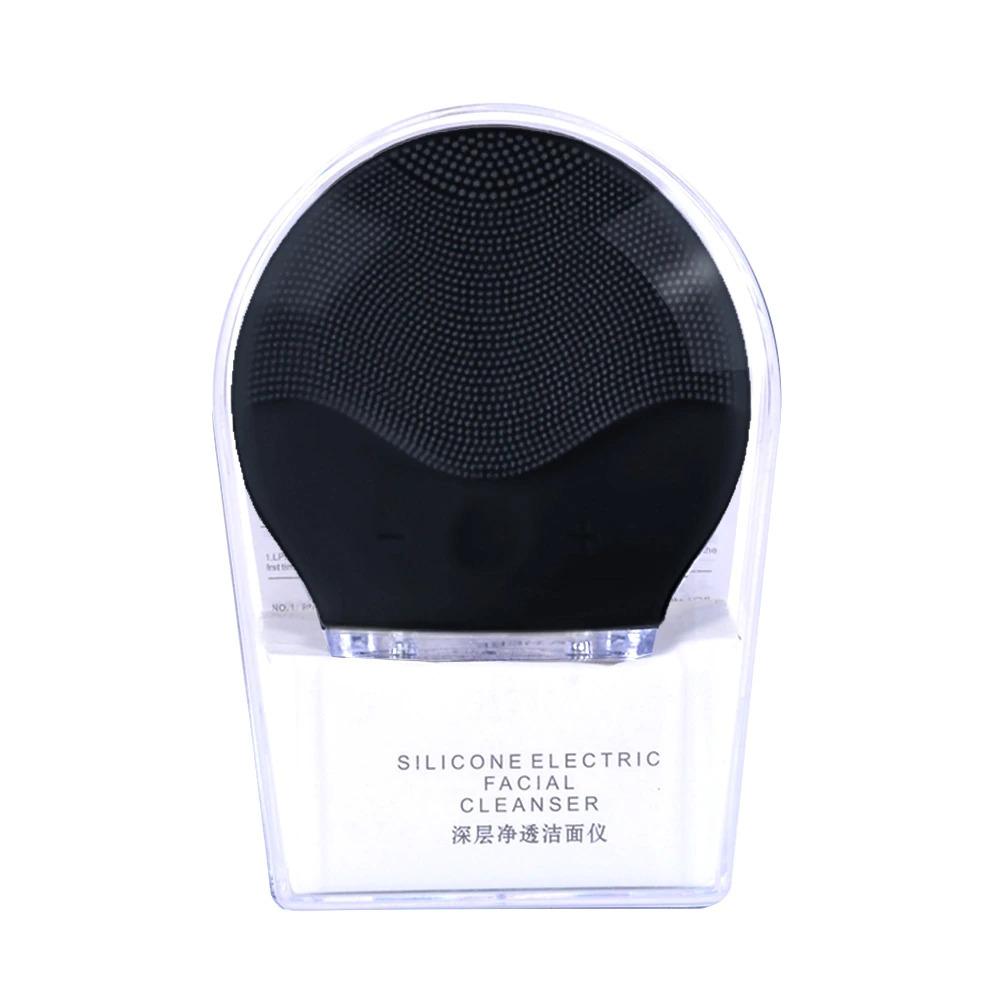 超音波 毛穴 美顔器 ピーリング 強力振動電気洗顔ブラシシリコーン sonic 洗顔ブラシきび除去クリーナー充電式_画像7