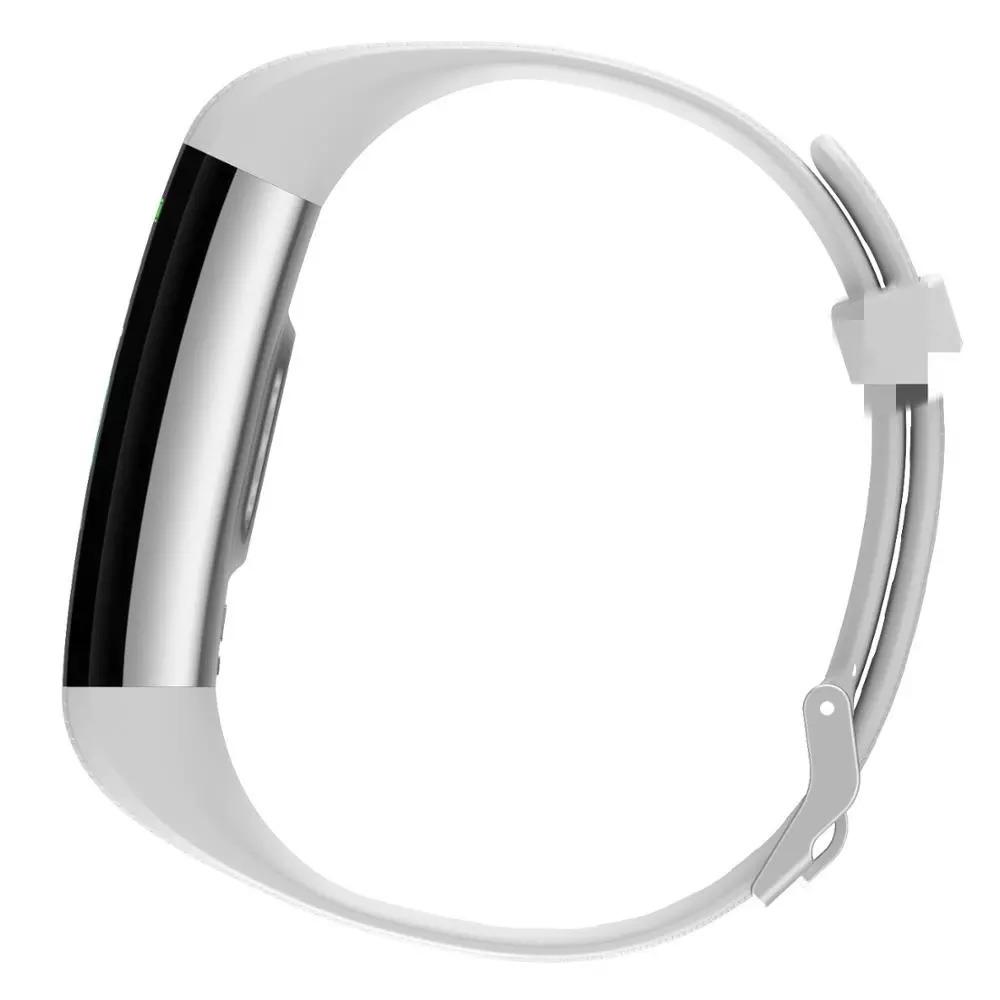 スマートバンド ブレスレット 体温測定 新品 S5スポーツスマート腕時計心拍数血圧と体温計測IP68防水ブレスレット男性 女性_画像4