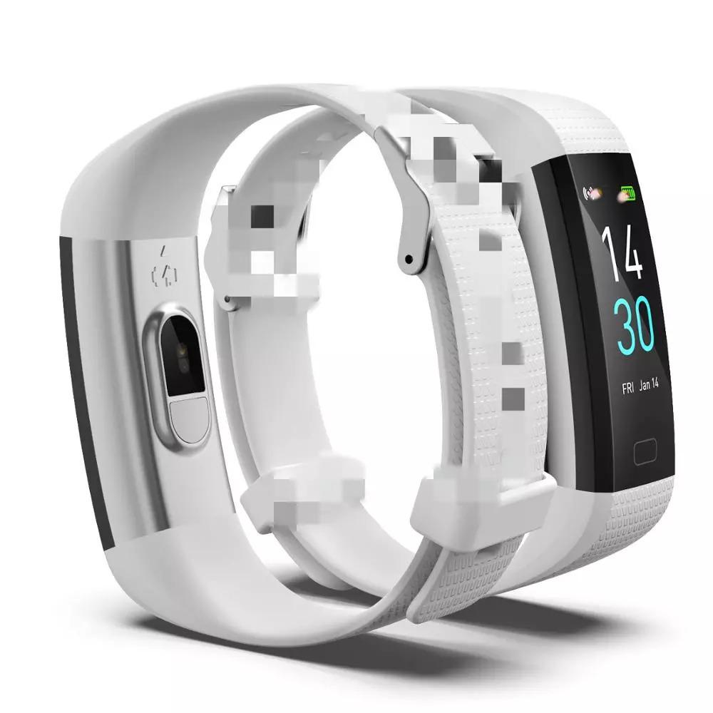 スマートバンド ブレスレット 体温測定 新品 S5スポーツスマート腕時計心拍数血圧と体温計測IP68防水ブレスレット男性 女性_画像6