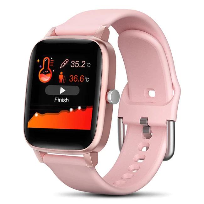 ブレスレット スマートバンド 新品 体温測定 T68T98スマート腕時計体温測定心拍数血圧酸素モニタースマートリストバンドスポーツ_画像10