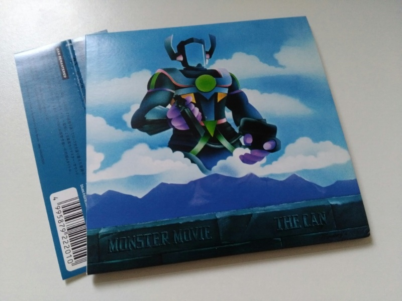 Can「Monster Movie」