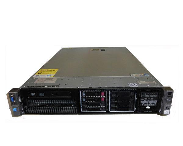 HP ProLiant DL380p Gen8 Xeon E5-2650 2.0GHz 32GB 146GB×2 DVD-ROM AC*2_画像1