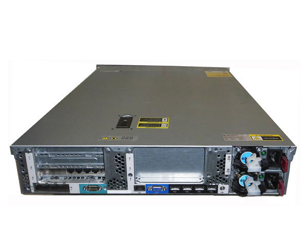HP ProLiant DL380p Gen8 Xeon E5-2650 2.0GHz 32GB 146GB×2 DVD-ROM AC*2_画像2