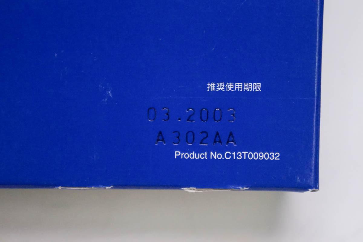 ☆ 【未使用】 EPSON カラーインクカートリッジ IC5CL06W IC1BK05W セット ※推奨使用期限切れ_画像4