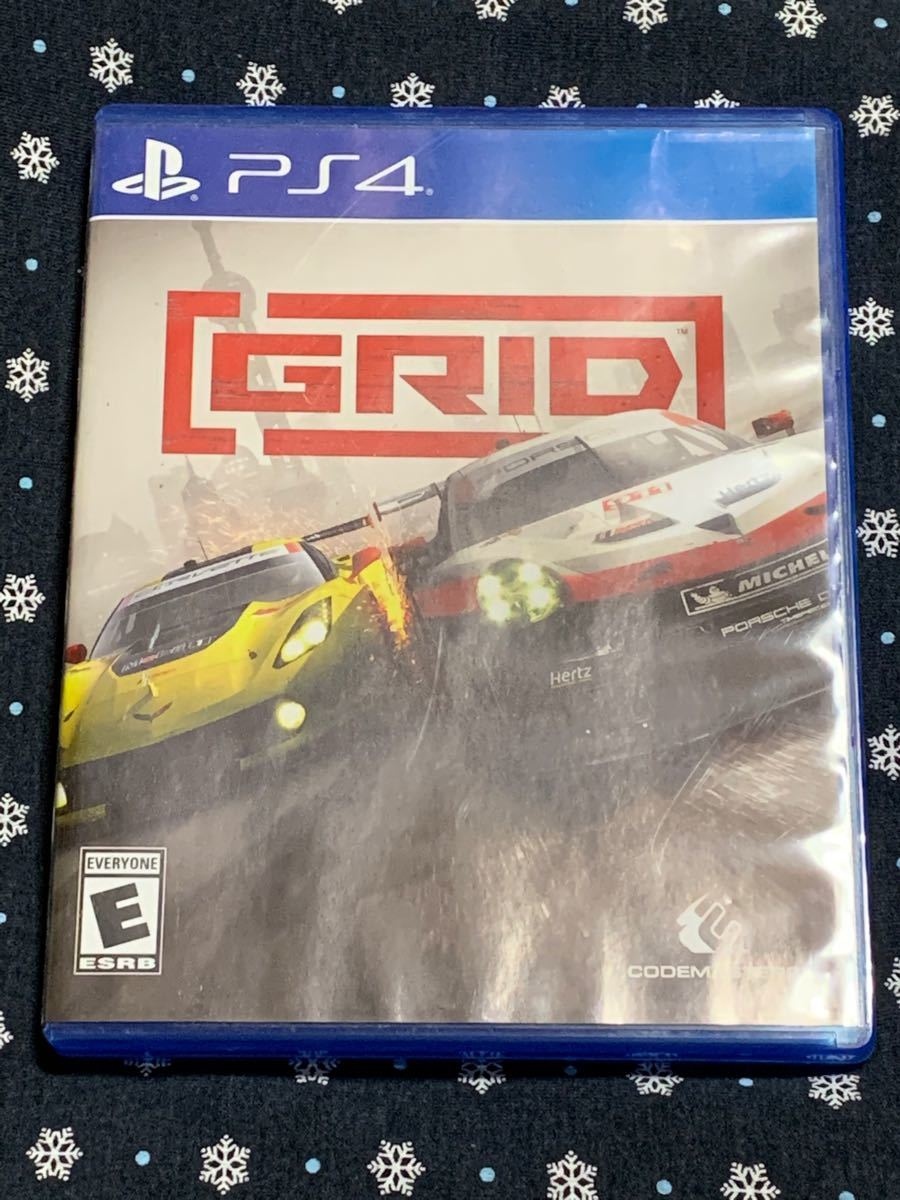 PS4ソフト GRID