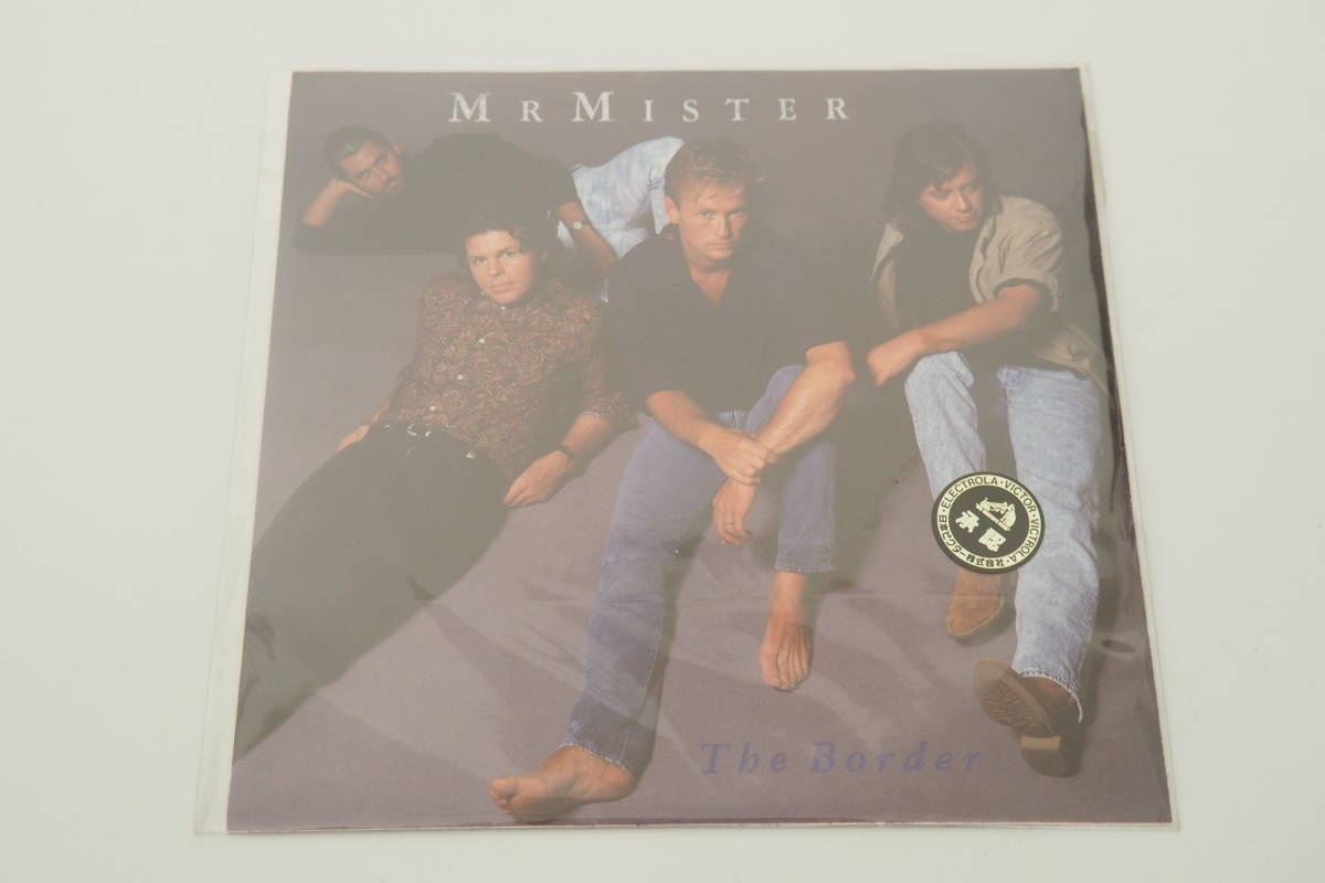 Mr. Mister 「The Border」7EP