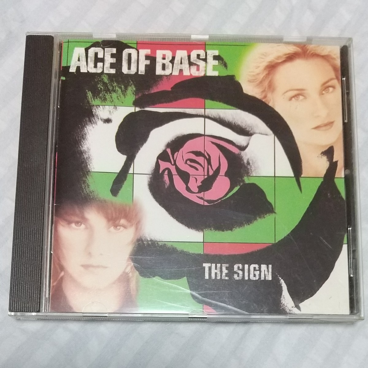 CD THE SIGN/ACE OF BACE 中古