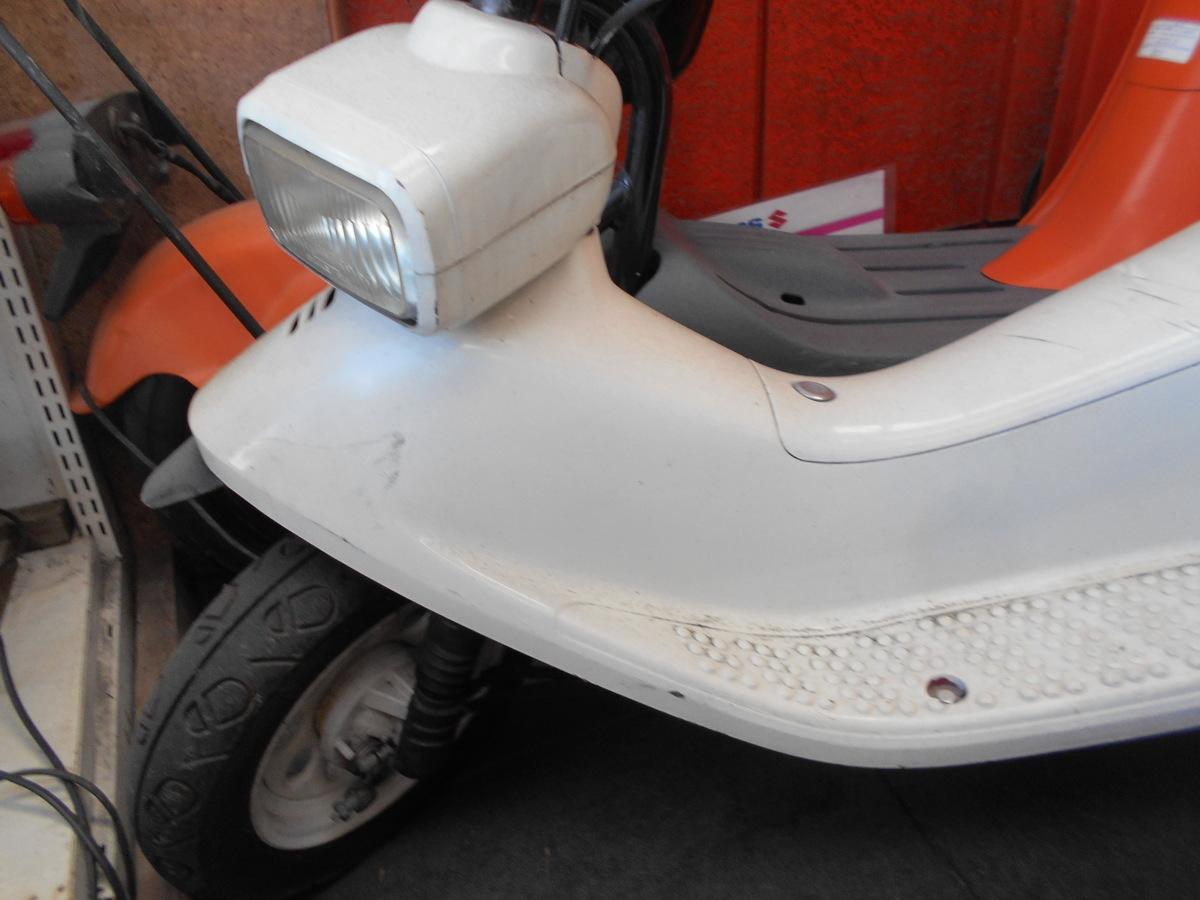 「絶版旧車メ-カ-廃盤ホンダスモ-ルZOOKカスタム車AF26!マニア館趣味のバイクギフトップトレ-ディング」の画像2