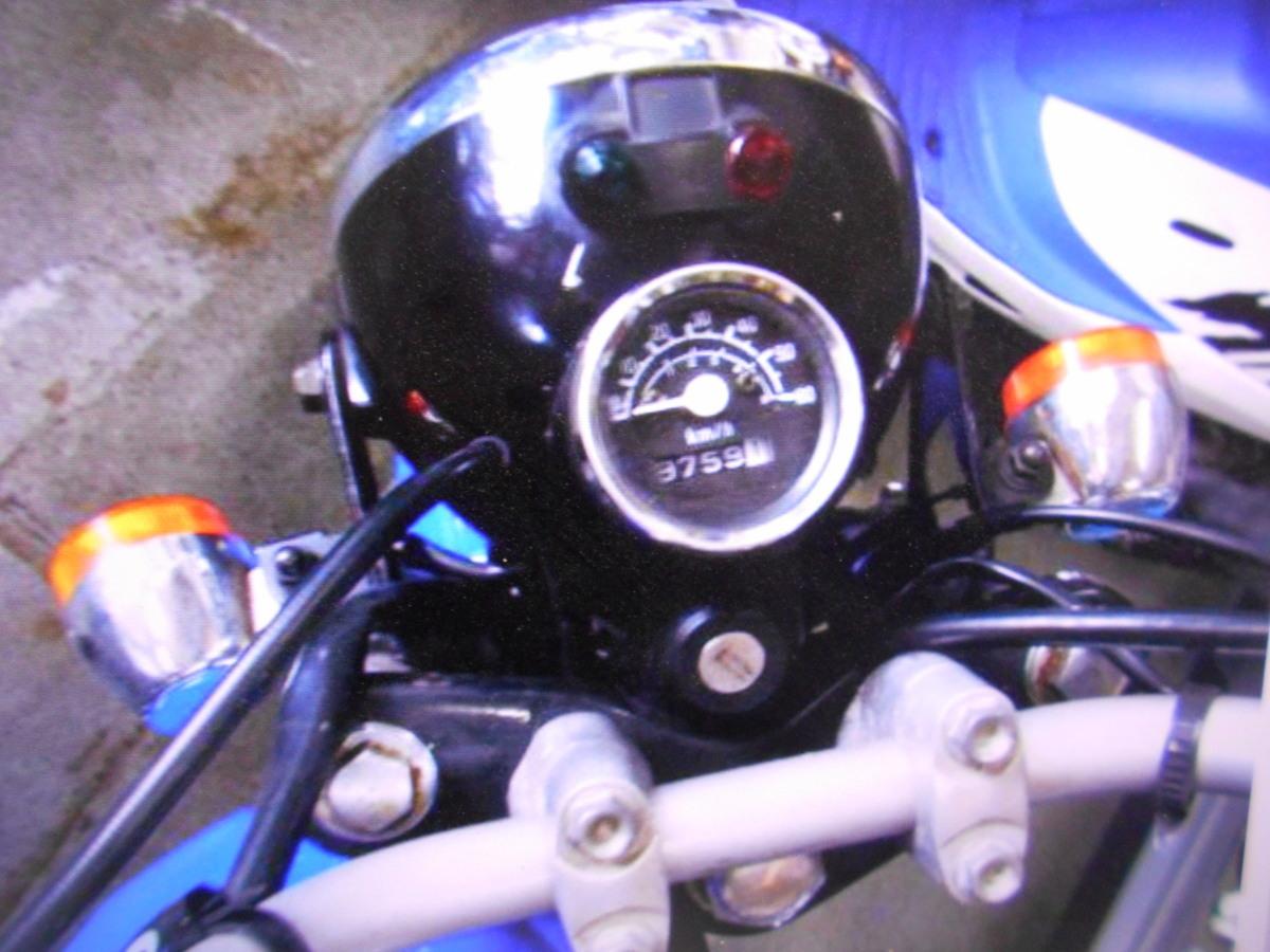 「絶版廃盤原付ミツションホンダエイプ50!マニア館趣味のバイクギフトップトレ-ディング マニア館」の画像2