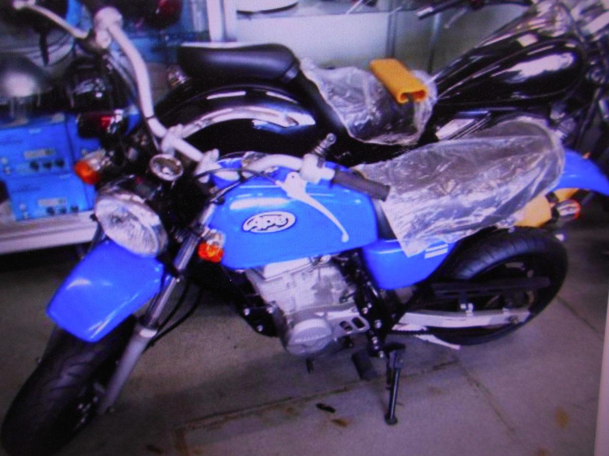 「絶版廃盤原付ミツションホンダエイプ50!マニア館趣味のバイクギフトップトレ-ディング」の画像1