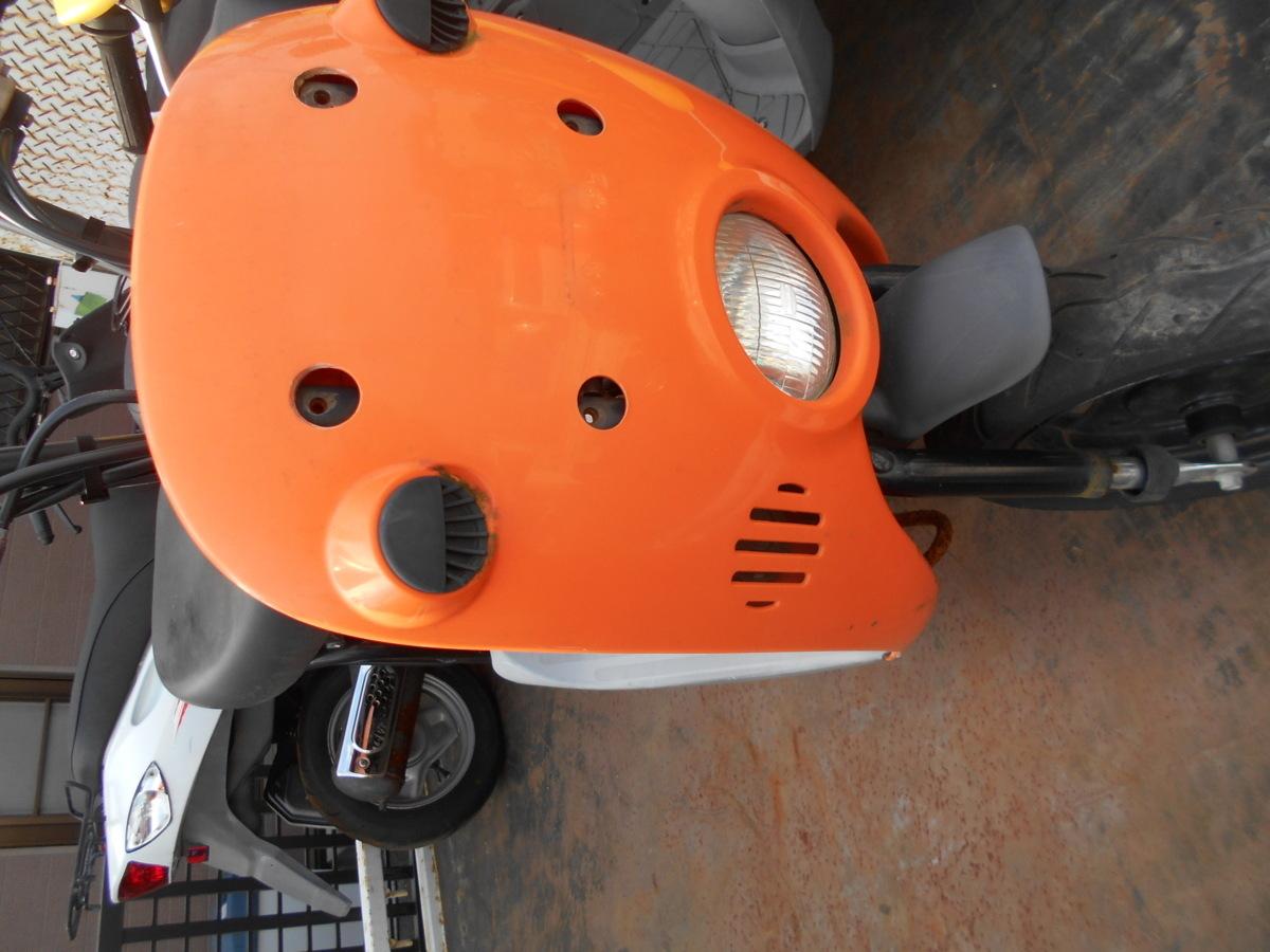 「絶版旧車メーカ―廃盤レトロスズキCZ41Aチョイノリ50セル付マニア館趣味のバイク(株)ギフトップトレ-ディング」の画像3