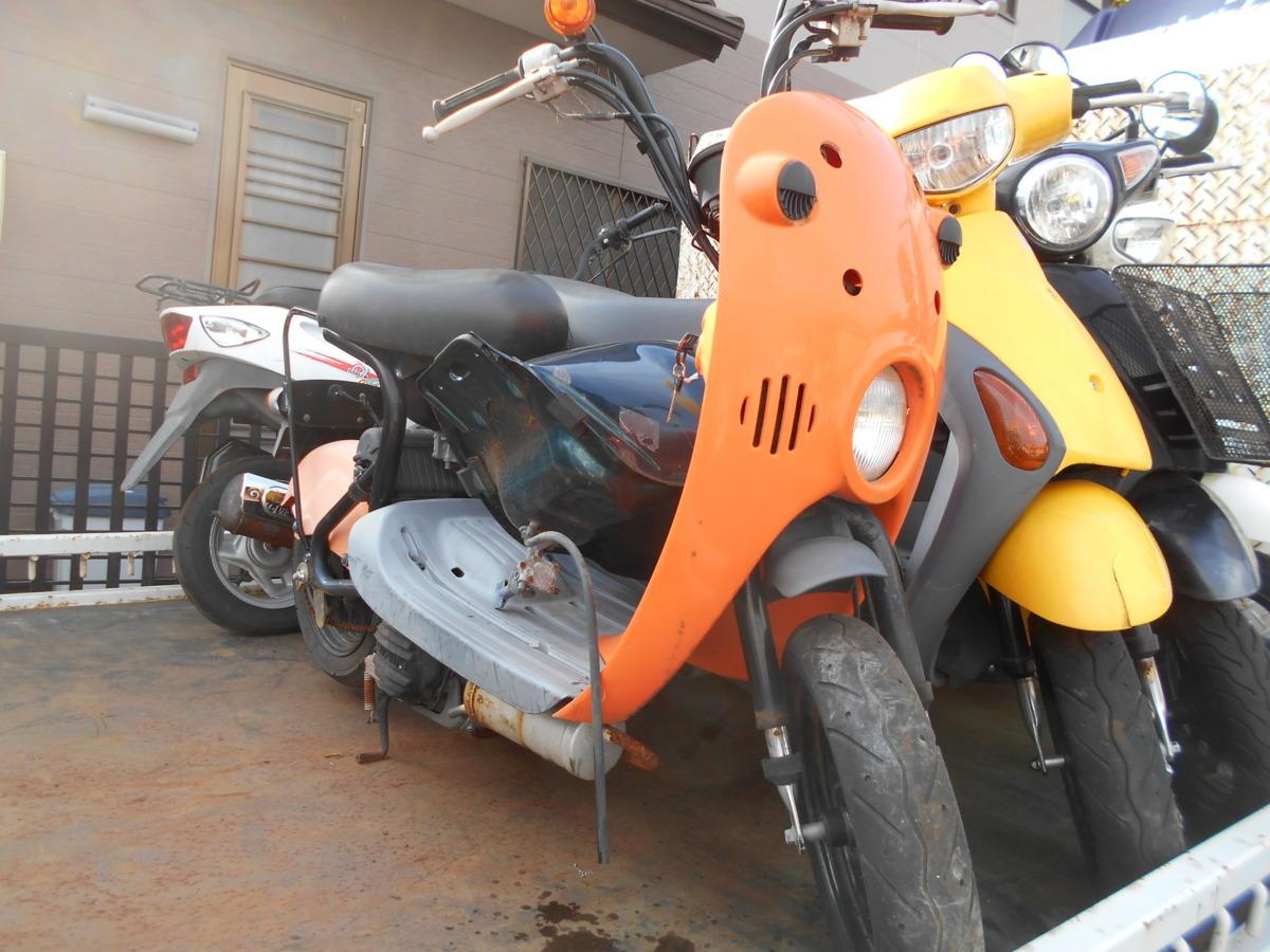 「絶版旧車メーカ―廃盤レトロスズキCZ41Aチョイノリ50セル付マニア館趣味のバイク(株)ギフトップトレ-ディング」の画像1