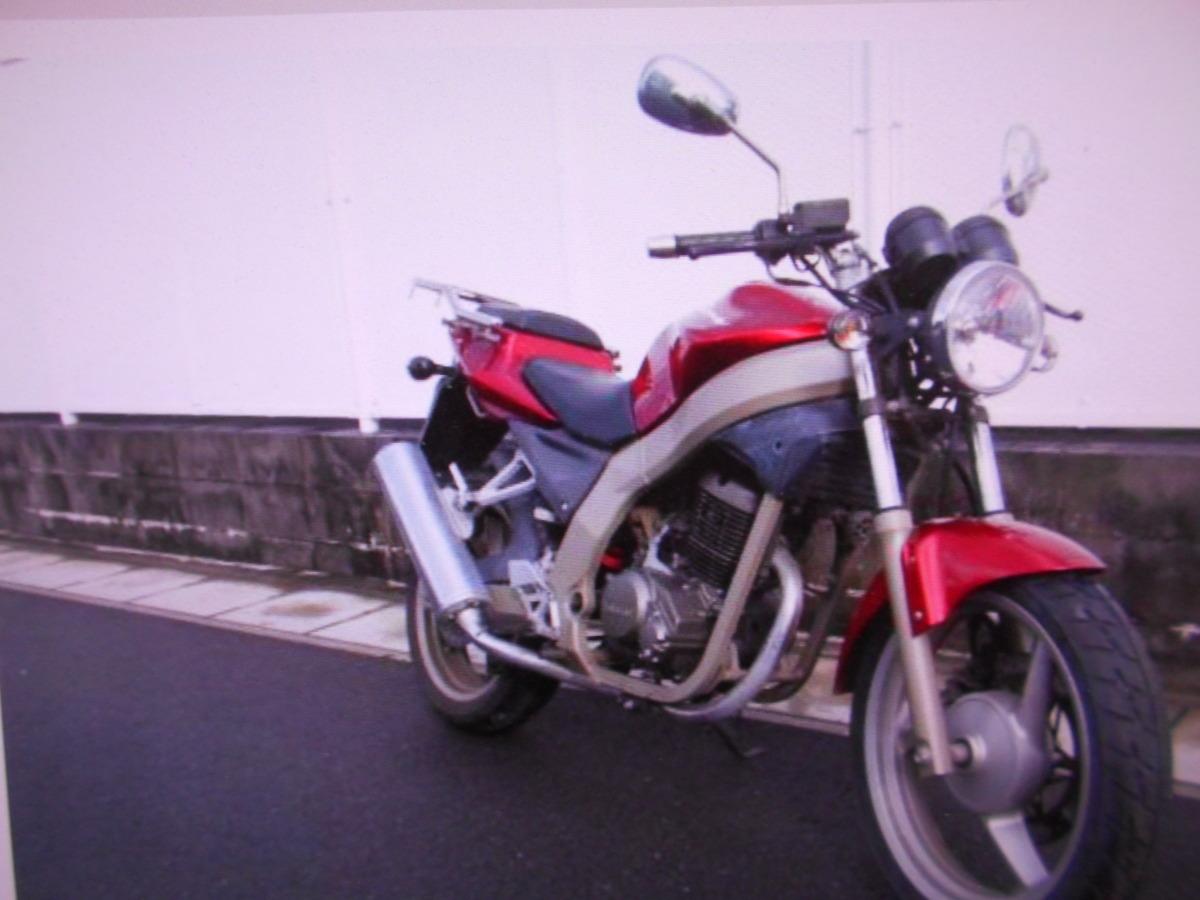 「DAELIM ROADWIN125 希少車 趣味のバイク マニア館ギフトップトレ-ディング」の画像1