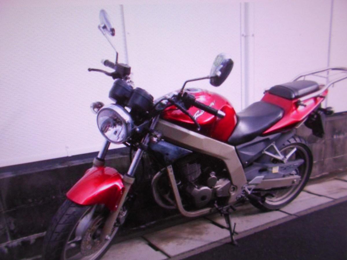 「DAELIM ROADWIN125 希少車 趣味のバイク マニア館ギフトップトレ-ディング」の画像2