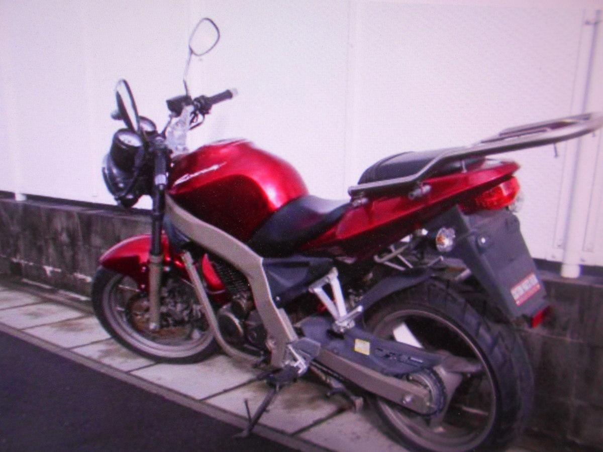 「DAELIM ROADWIN125 希少車 趣味のバイク マニア館ギフトップトレ-ディング」の画像3