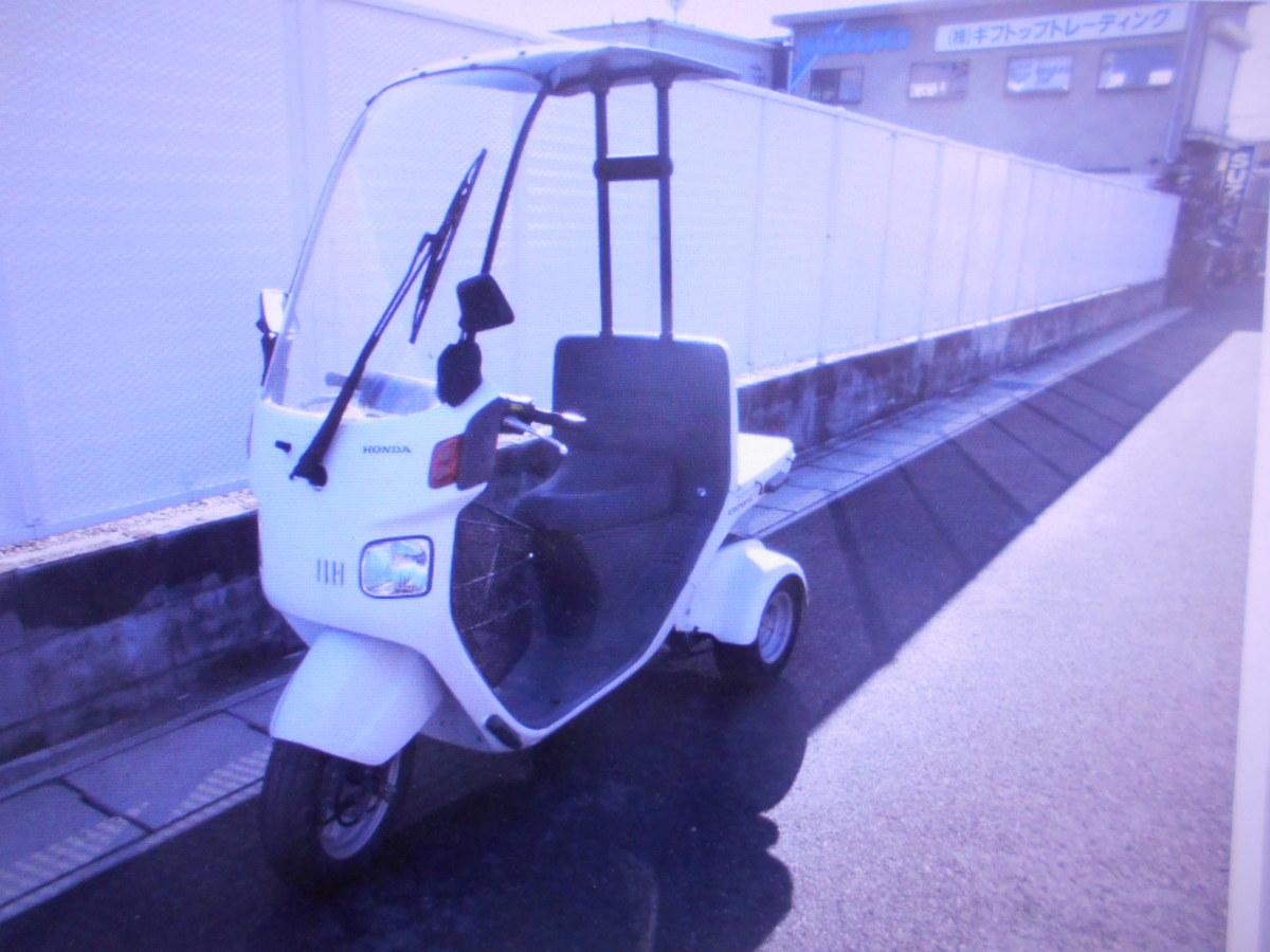 「ホンダ ジャイロ キャノピー2 TA03 旧車 マニア ビンテ-ジの館 株式会社ギフトップトレ-ディング発」の画像2