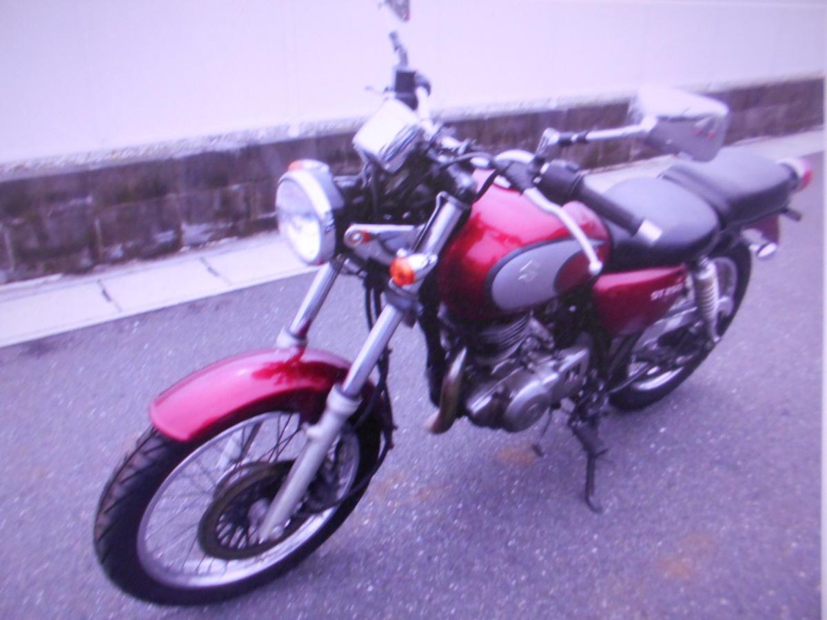 「スズキST250E-TYPEパンドラの箱マニア館趣味のバイク株式会社ギフトップトレ-ディング」の画像1