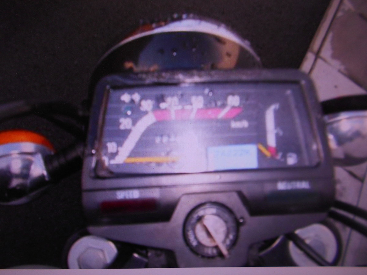 ヤマハ岐阜 絶版旧車メ-カ-廃 YB50 ビジネス 4サイクルマニア館 株式会社ギフトップトレ-ディング_画像2