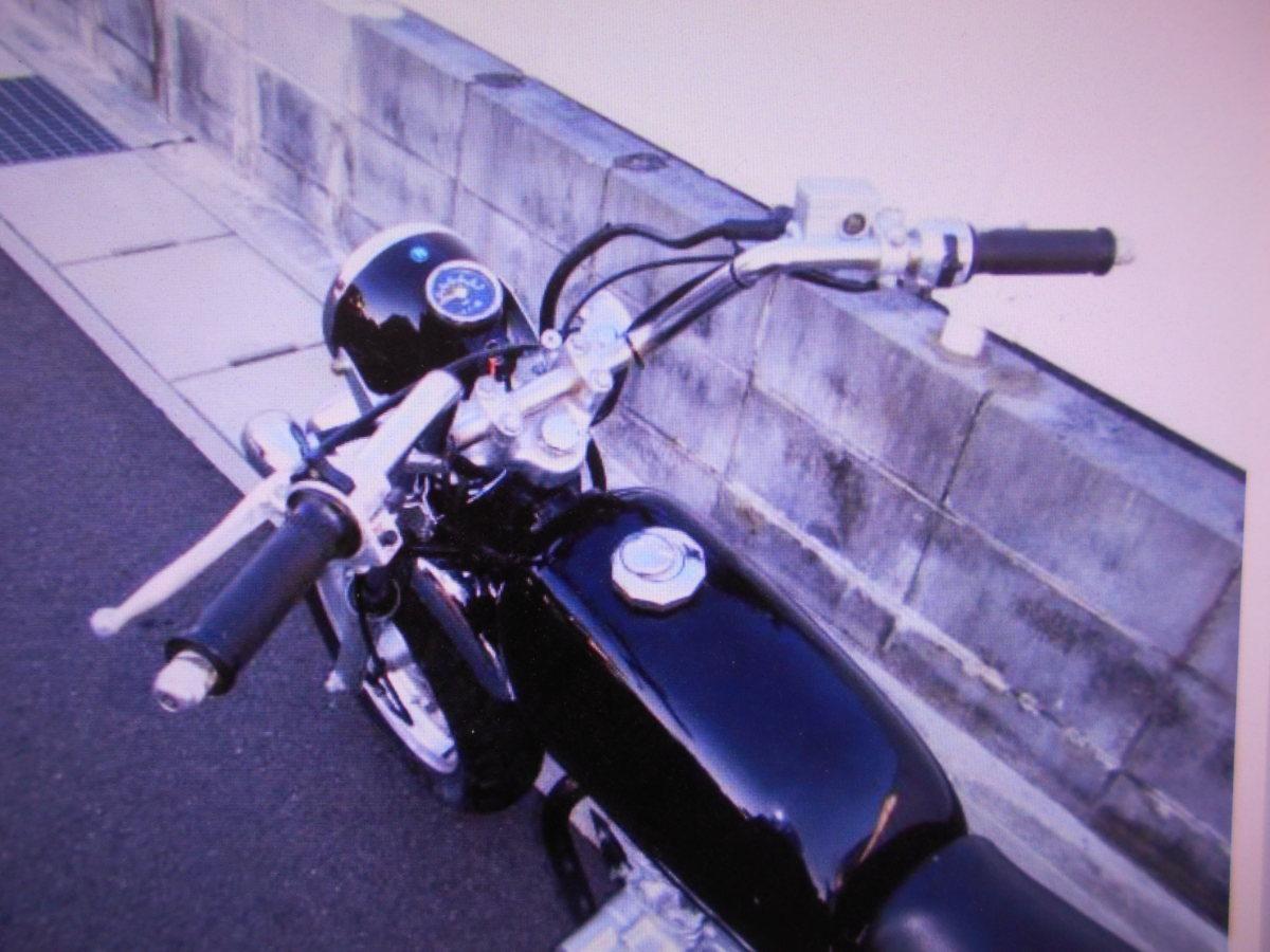 「希少 珍車 キットバイク(エイプタイプ)125cc単気筒2本出し部品取り車マニア館株式会社ギフトップトレ-ディング」の画像2