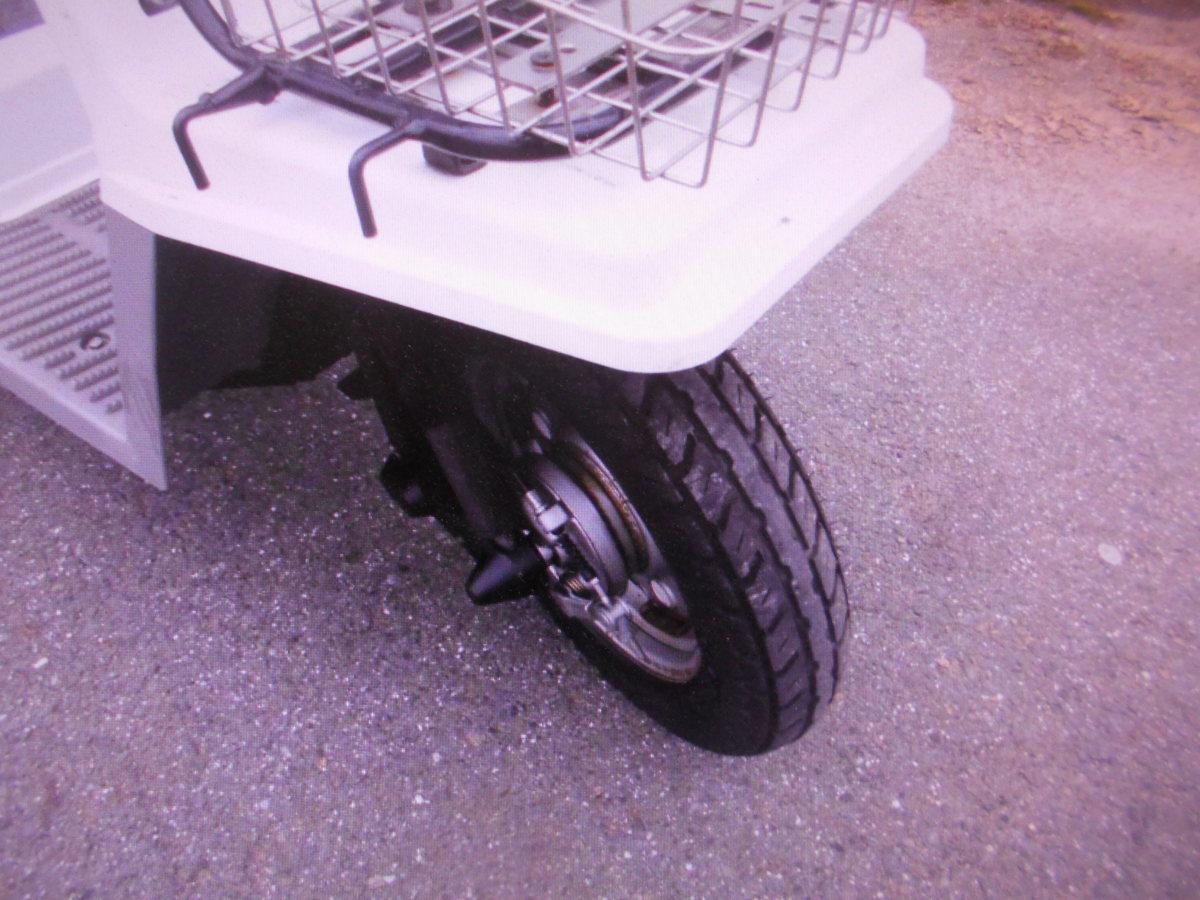 「絶版メ-カ-廃盤2スト旧車ホンダジャイロ-X3輪TD01マニア館ビンテ-ジバイク株式会社ギフトップ トレ-ディング」の画像2