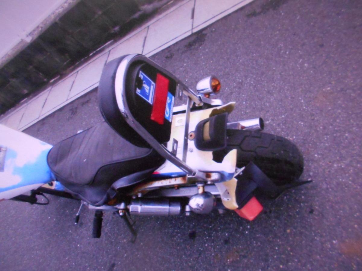 「★EASYRIDERSホンダJAZZ改★希少マニア館趣味のバイク店株式会社ギフトップトレ-ディング」の画像2