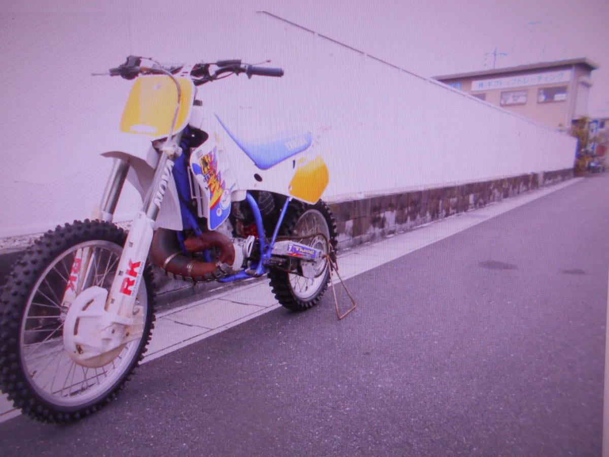 「絶版廃盤YAMAHAYZ2504JX19942stroke racing machine For competition趣味のバイクショップ 株式会社ギフトップトレ-ディング」の画像2