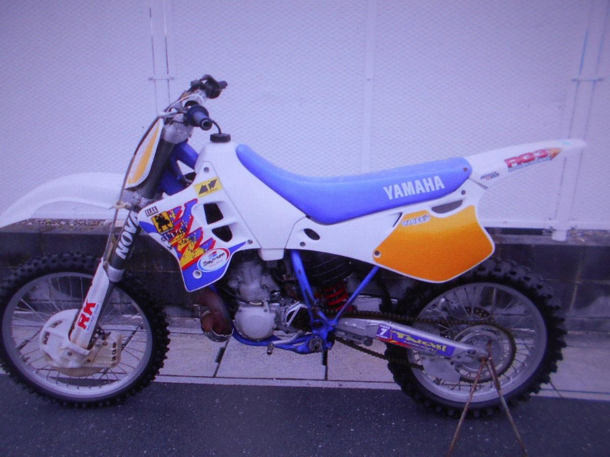 「絶版廃盤YAMAHAYZ2504JX19942stroke racing machine For competition趣味のバイクショップ 株式会社ギフトップトレ-ディング」の画像1